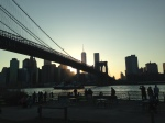 Summer Pilates in Brooklyn Bridge Park